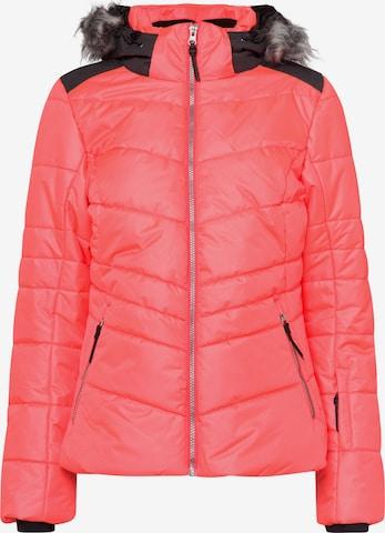 ICEPEAK Outdoor Jacket 'VIDALIA' in Orange