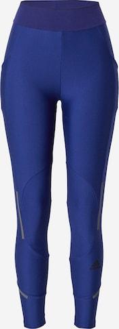 ADIDAS PERFORMANCE Spordipüksid, värv sinine