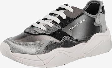 ARMANI EXCHANGE Sneakers in Grey