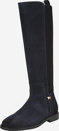 TOMMY HILFIGER Stiefel in marine, Produktansicht