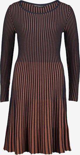 Betty Barclay Strickkleid in braun, Produktansicht