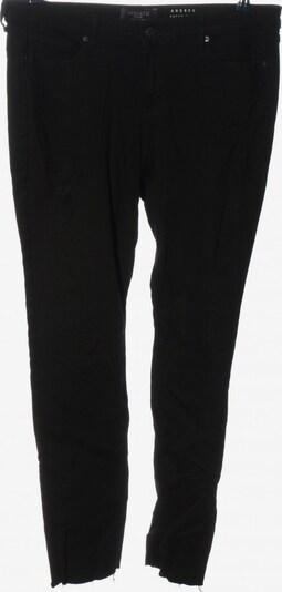 Violeta Slim Jeans in 37-38 in schwarz, Produktansicht