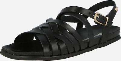 Fred de la BretoniÈre Sandale in schwarz, Produktansicht