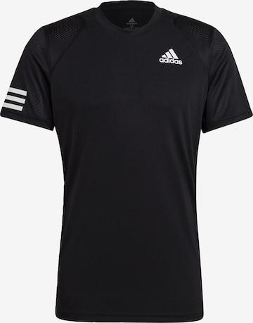 ADIDAS PERFORMANCE T-Shirt in Schwarz