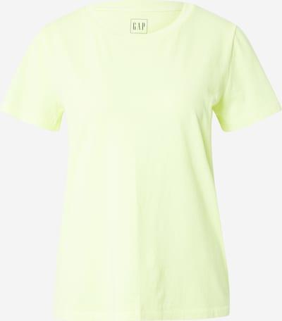 GAP Tričko - svetložltá, Produkt
