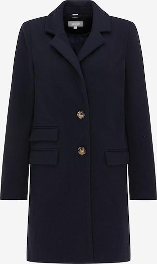 - CONTRAER - Between-seasons coat in marine blue, Item view