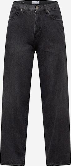 Jeans Urban Classics Curvy pe negru denim, Vizualizare produs