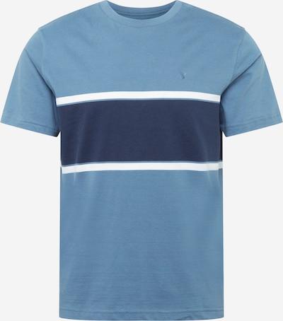 American Eagle Tričko - námornícka modrá / dymovo modrá / biela, Produkt