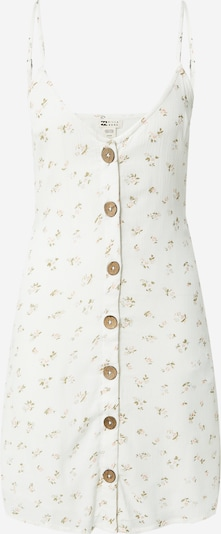 BILLABONG Vasaras kleita 'SWEET FOR YA' olīvzaļš / rožkrāsas / balts, Preces skats