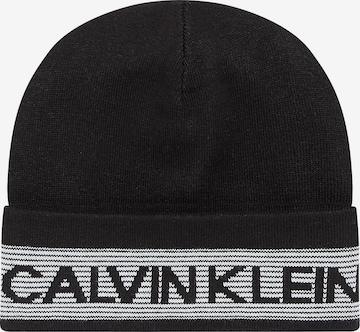 Casquette de sport Calvin Klein Performance en noir