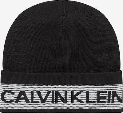 Calvin Klein Performance Mütze in schwarz / weiß, Produktansicht