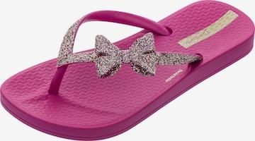 Ipanema Zehentrenner 'Ant Lolita' in Pink