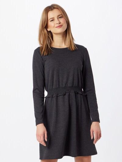VILA Kleid in dunkelgrau, Modelansicht