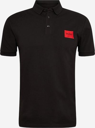 HUGO Paita 'Dereso 212' värissä punainen / musta, Tuotenäkymä