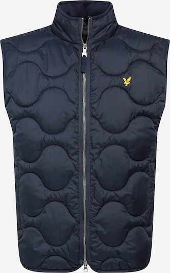 Lyle & Scott Bodywarmer in de kleur Navy, Productweergave