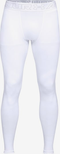 UNDER ARMOUR Unterwäsche in silber / weiß, Produktansicht