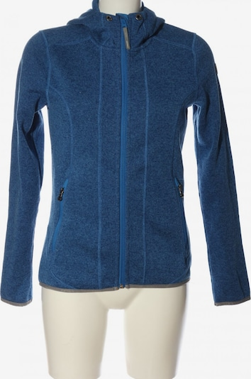 ICEPEAK Sweatjacke in S in blau, Produktansicht