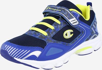 Champion Authentic Athletic Apparel Sneaker 'Blitz' in blau / gelb, Produktansicht