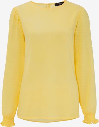 Aniston CASUAL Bluse in gelb, Produktansicht