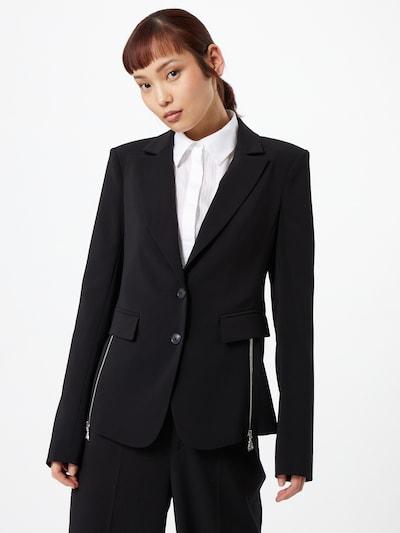 PATRIZIA PEPE Blazer 'GIACCA' in schwarz, Modelansicht