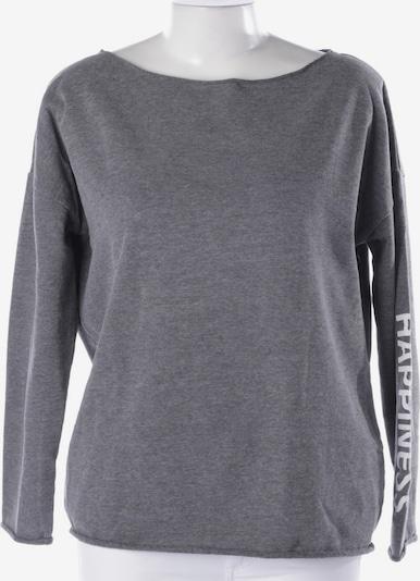 Juvia Sweatshirt / Sweatjacke in S in grau, Produktansicht