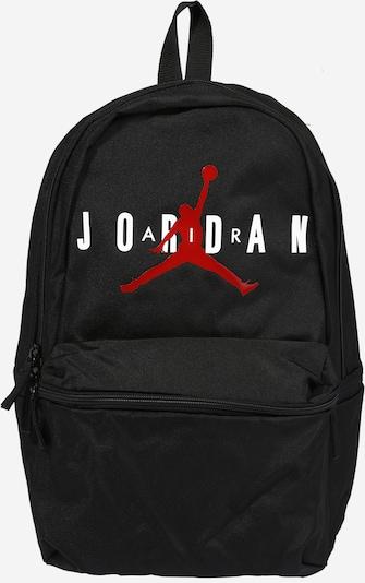 Jordan Plecak 'JAN' w kolorze czerwony / czarny / białym, Podgląd produktu