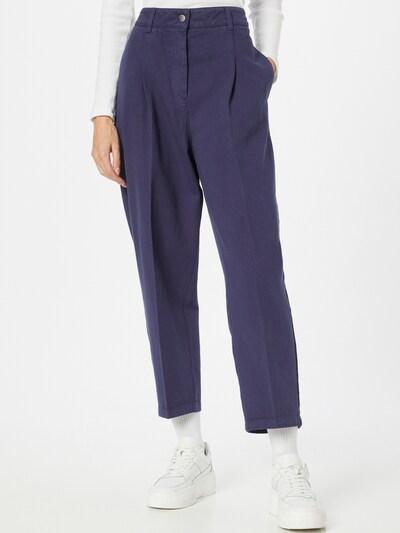 UNITED COLORS OF BENETTON Hose in dunkelblau, Modelansicht