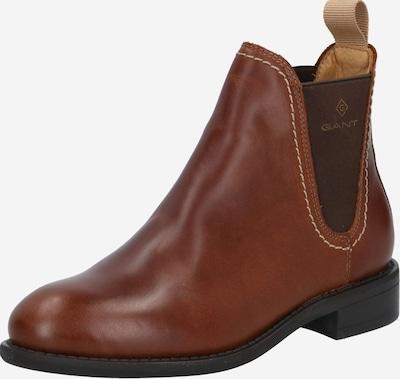 GANT Chelsea Boots 'Ainsley' en cognac, Vue avec produit