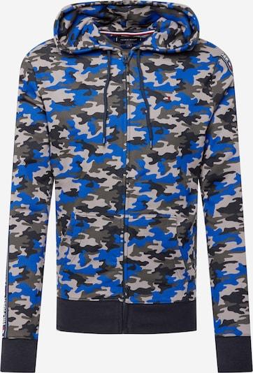 Tommy Hilfiger Underwear Mikina s kapucí - béžová / modrá / šedá / antracitová, Produkt
