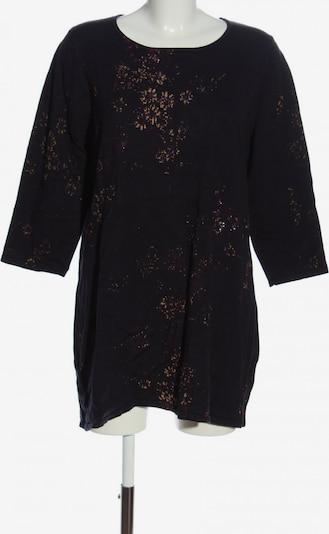 Paprika Pulloverkleid in XL in nude / schwarz, Produktansicht