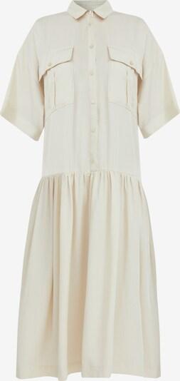 Finn Flare Kurzarm-Kleid in beige, Produktansicht
