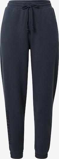 American Eagle Pantalon en bleu marine, Vue avec produit