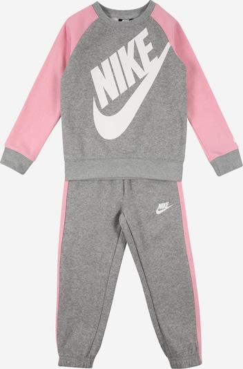 Trening 'FUTURA' Nike Sportswear pe gri amestecat / roz / alb, Vizualizare produs