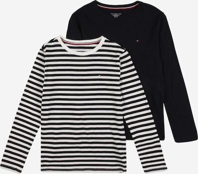 Tommy Hilfiger Underwear Tričko - černá / bílá, Produkt