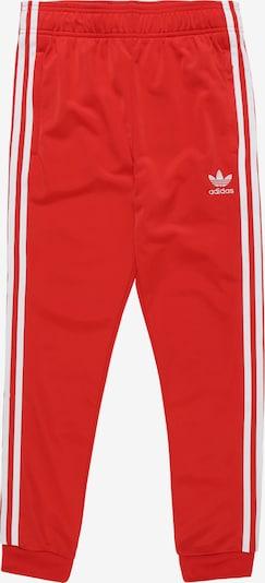 ADIDAS ORIGINALS Kalhoty - červená / bílá, Produkt