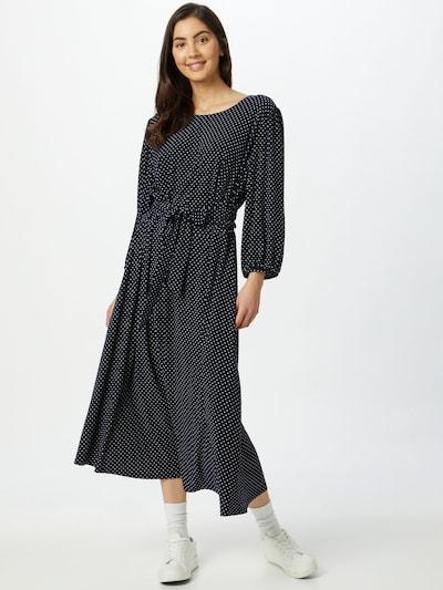 Lauren Ralph Lauren Šaty - námořnická modř / bílá, Model/ka