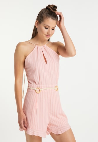 MYMO Jumpsuit in Pink