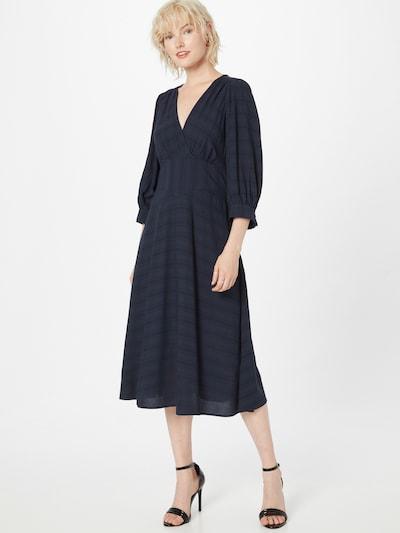 Y.A.S Kleid 'JANNA' in navy / dunkelblau, Modelansicht