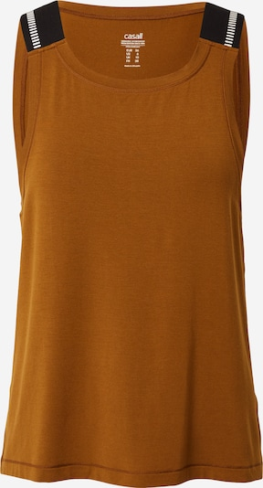 Casall Performance Shirt in Brown, Item view