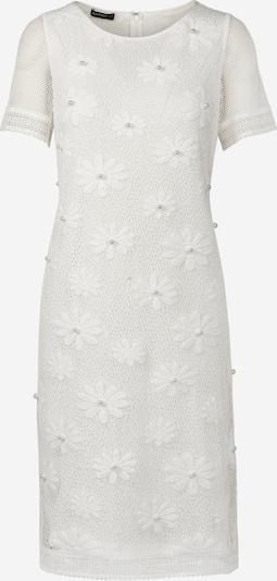 APART Shirt-Kleid aus Blüten-Mesh in creme, Produktansicht