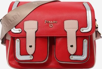 POLLINI Crossbody bag in Beige / Dusky pink / Red, Item view