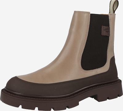 CAMEL ACTIVE Chelsea Boots in taupe / schwarz, Produktansicht