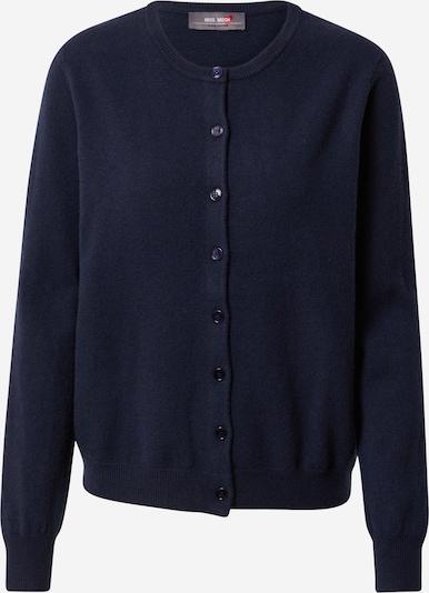 MOS MOSH Adīta jaka 'Levona', krāsa - tumši zils, Preces skats