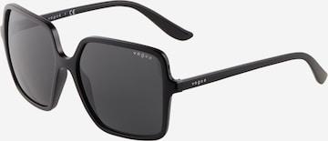 juoda VOGUE Eyewear Akiniai nuo saulės '0VO5352S'