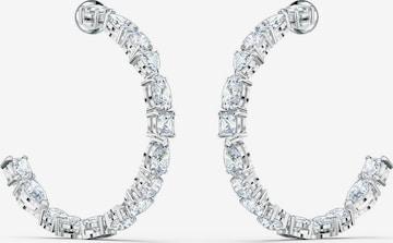 Swarovski Earrings 'Tennis Deluxe Mixed' in Silver