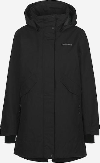 Didriksons Sportjas 'Tanja 4' in de kleur Zwart, Productweergave