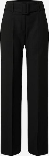 Pantaloni cu dungă 'Hulea' HUGO pe negru, Vizualizare produs