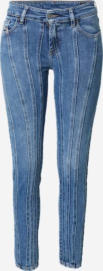 DIESEL Jean 'SLANDY' en bleu denim, Vue avec produit