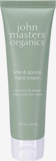 john masters organics Handcreme 'Lime and Spruce' in weiß, Produktansicht