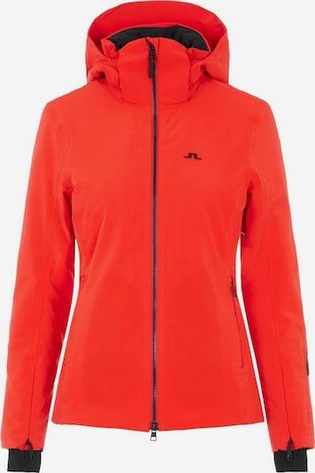 J.Lindeberg Sportjas in de kleur Sinaasappel / Rood, Productweergave